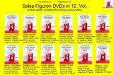 Salsafiguren DVDs von Salsa Fuentez